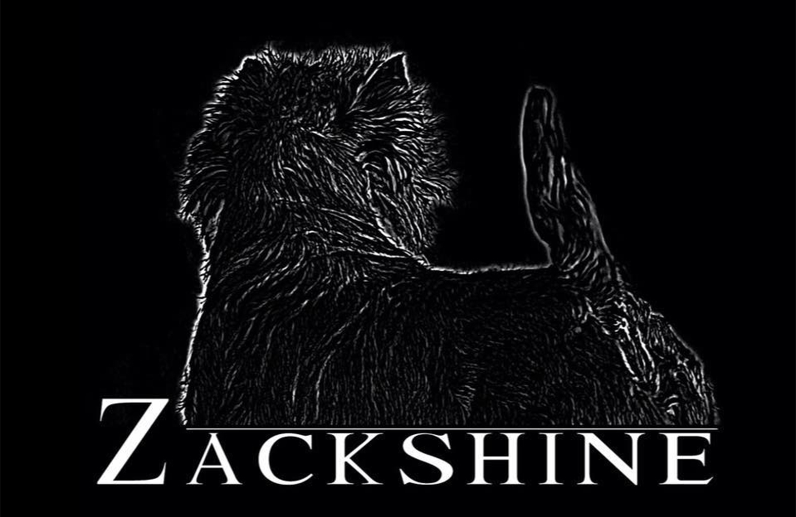 logo zackshine kennel